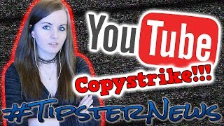 Suzy Lu Doubles Down & Refuses to Retract False Copyright Strike on MarkAfterDark | #TipsterNews
