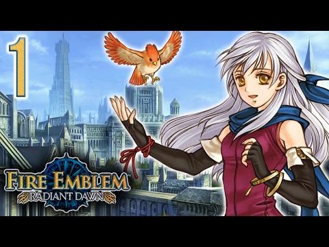 Fire Emblem: Radiant Dawn ➤ 1 - Let's Play - Dawn vs Dusk - Playthrough Gameplay