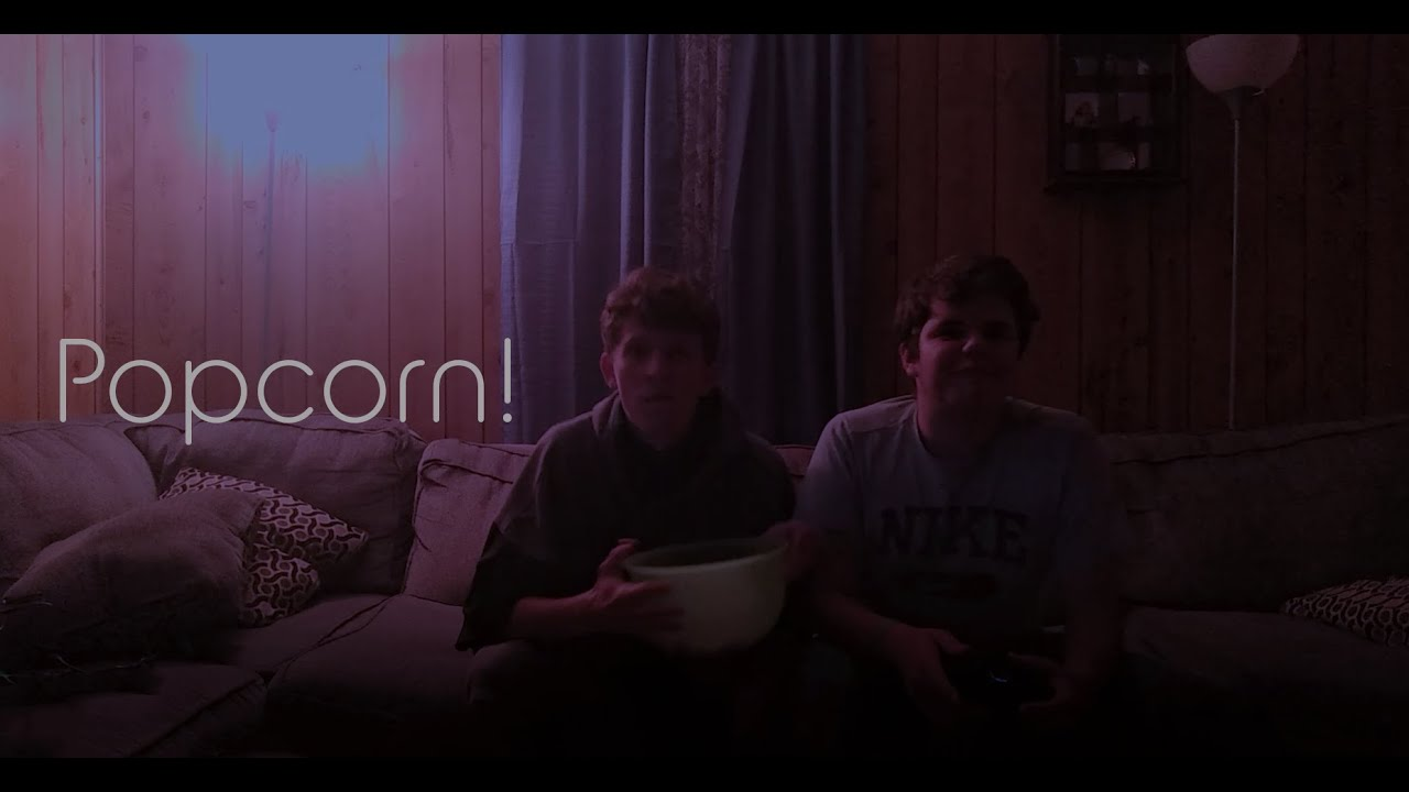 Popcorn! || My Rode Reel