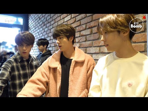 [BANGTAN BOMB] Guess Whose Handwriting! @ BTS POP-UP : HOUSE OF BTS - BTS (방탄소년단)