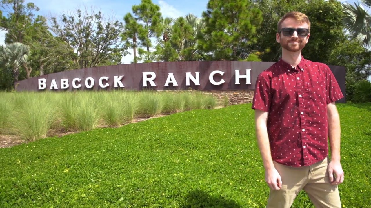 About Babcock Ranch