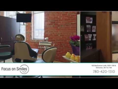 Focus On Smiles | Edmonton Alberta | Dr. Christine Fialka- Eshenko | General & Family Dentist