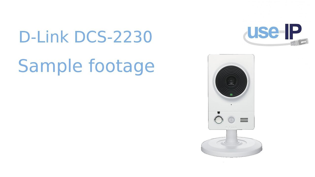 D-Link DCS-2230 IP Camera Windows 8 X64