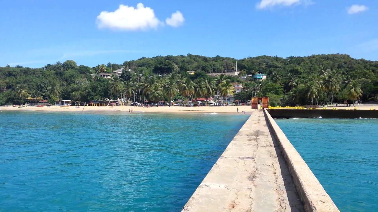 Crash Boat - Aguadilla, Puerto Rico - YouTube