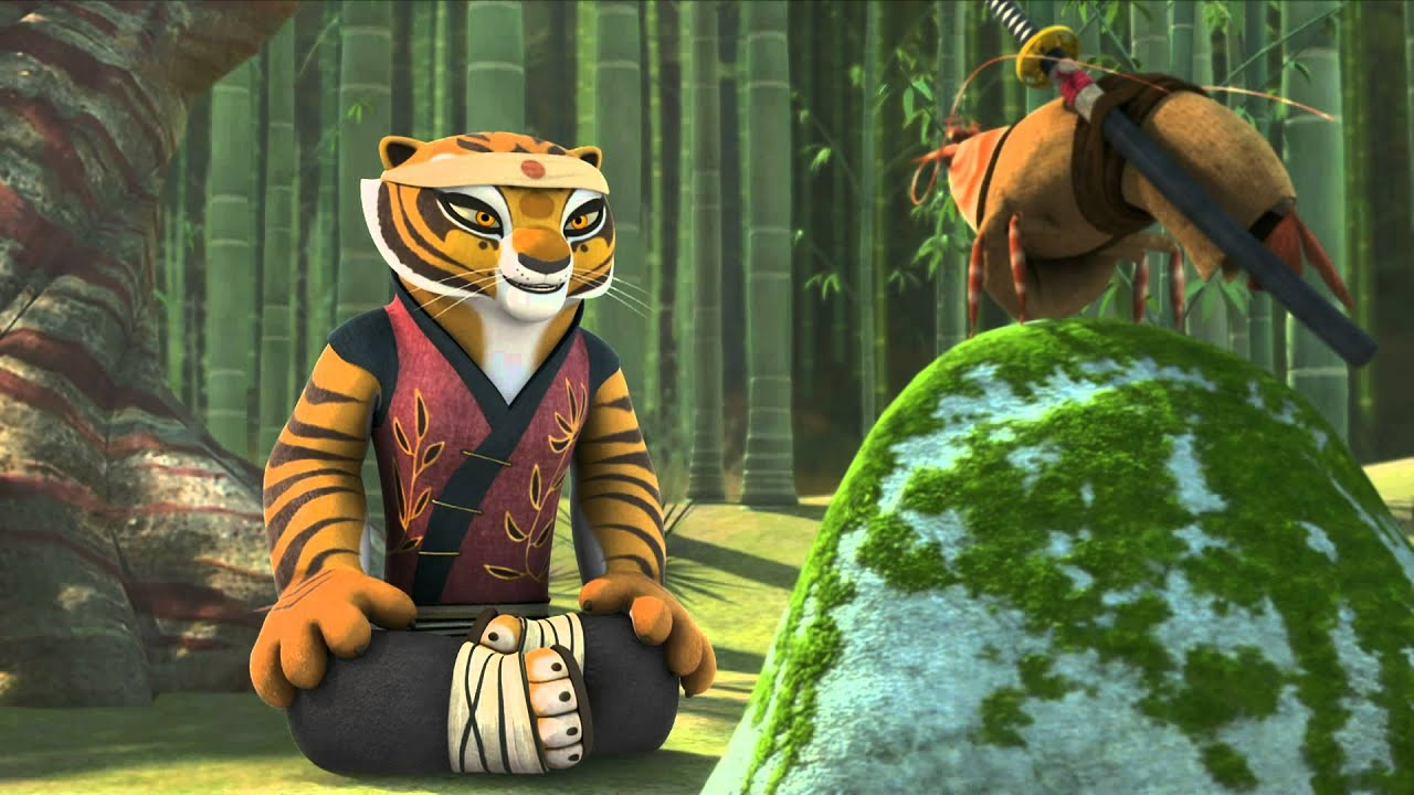 The Way of the Prawn -... Kung Fu Panda Po And Shifu
