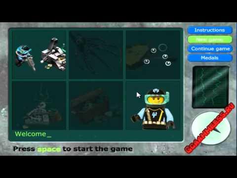 Онлайн игры Лего Бродилки -