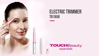 Electric Trimmer (TB1658) - Touch Beauty Essentials India