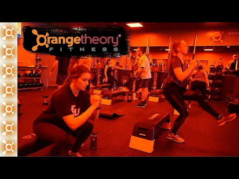 What It's Like To Take Your FIRST ORANGETHEORY FITNESS Class