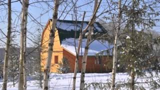 видео Аренда коттеджа на базе отдыха в Подмосковье