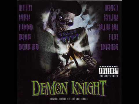 Demon Knight OST 03 - Machine Head - My Misery (Demon Knight)