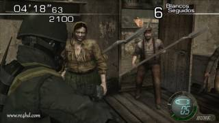 resident evil 4 HD Project (PC) - Weapons and Mercenaries (PART 1)