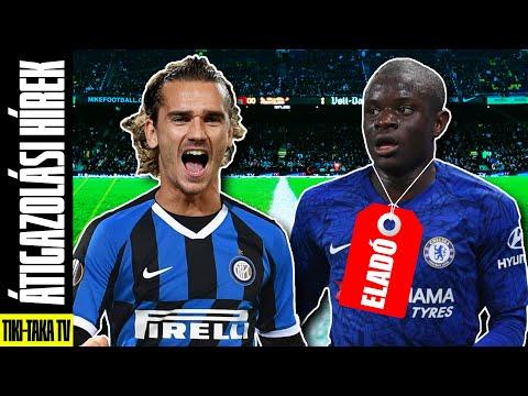 Az Inter Griezmannt akarja Lautaroért cserébe!