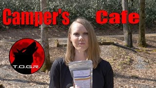 Outdoor Pantry Smoked Pork with Salsa and Beans - Camper's Cafe Review