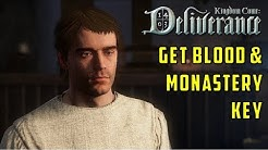 How to get Blood and Monastery Key: Needle in a haystack (Kingdom Come Deliverance)