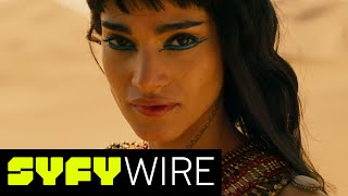 The Mummy Exclusive Interview: Meet the Mummy   Syfy Wire
