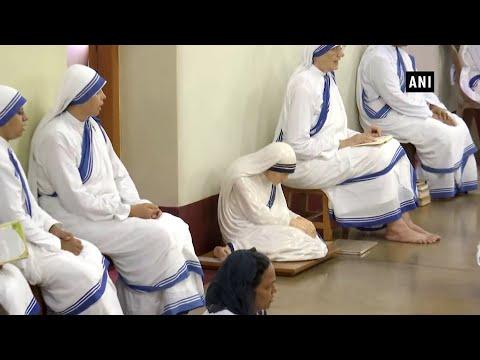 Mother Teresa's 109th Birth Anniversary: Peace Prayers Held In Kolkata