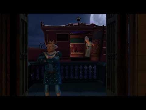 Shrek 2 (2004) - Friar's Fat Boy Scene