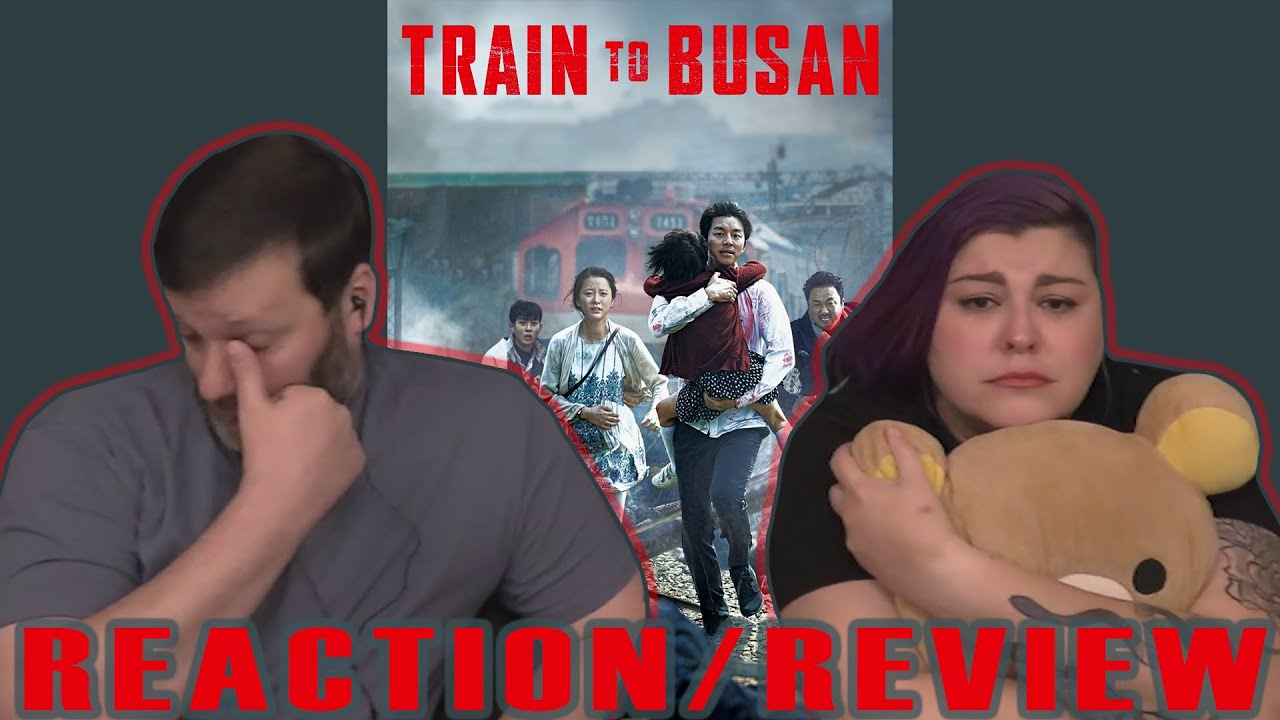 Download Train to Busan (2016) - 🤯📼First Time Film Club📼🤯 - First Time Watching/Movie Reaction & Review