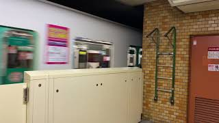 【無事復旧】札幌市営地下鉄南北線 5000系 北34条駅
