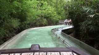Dragon Falls (POV) Chessington World of Adventures