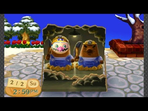 Animal Crossing: New Leaf - Groundhog Day