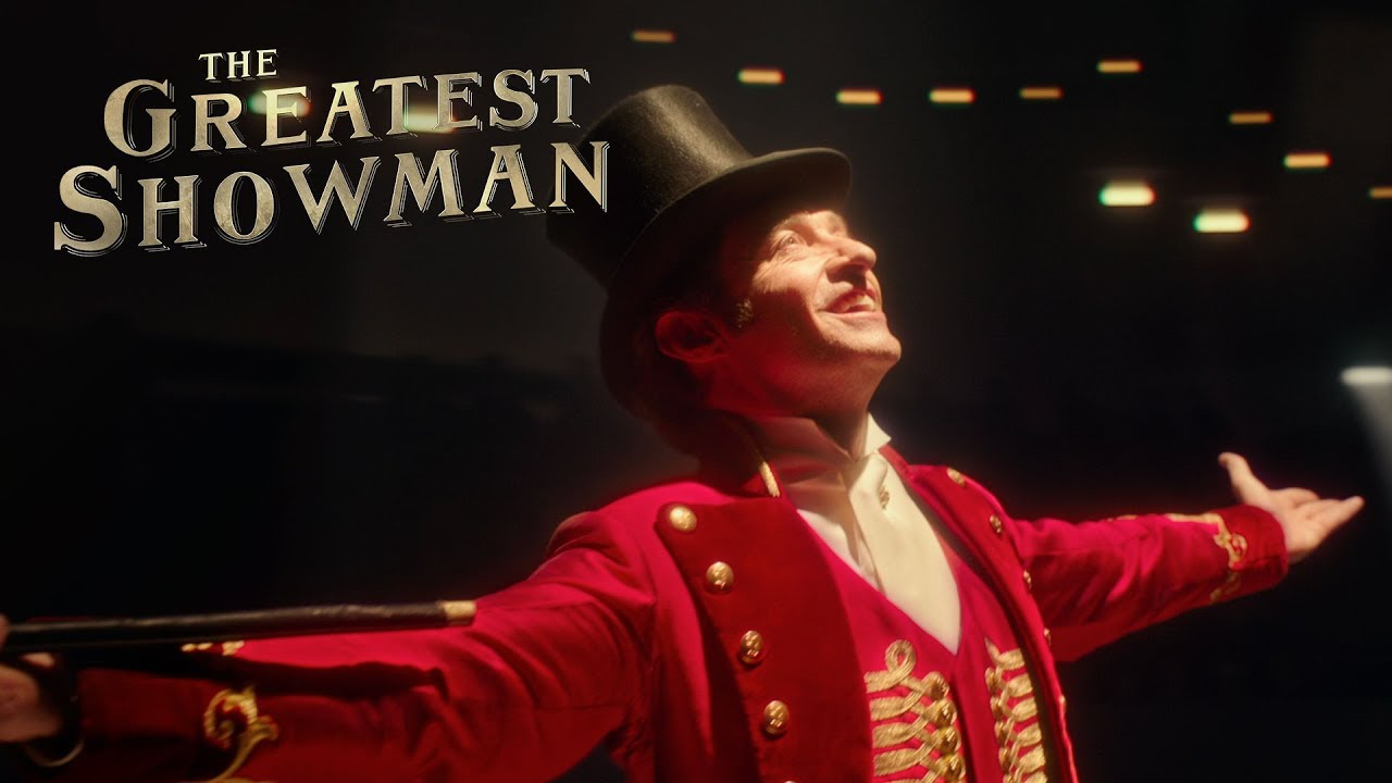 The Greatest Showman A Million Dreams Full Scene With