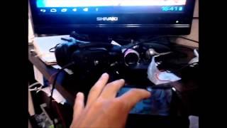 Планшет не работает экран, проверка по HDMI(, 2013-05-30T13:59:12.000Z)