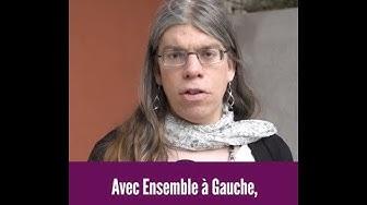 Annick Ecuyer · Lutter contre les discriminations envers les LGBTIQ+, c'est possible!