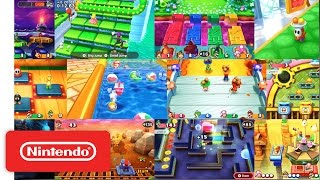 Mario Party Star Rush - Launch Trailer