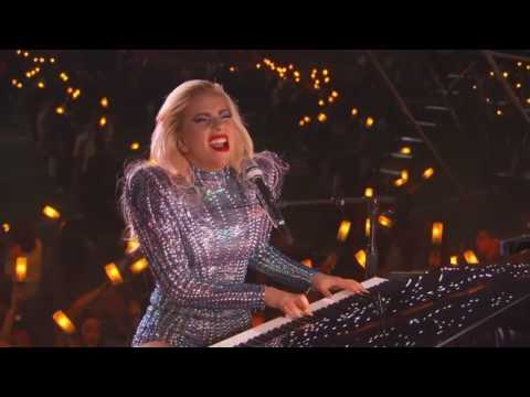 Lady Gaga - Million Reasons - Mic Feed (Vocals Only/SuperBowl)