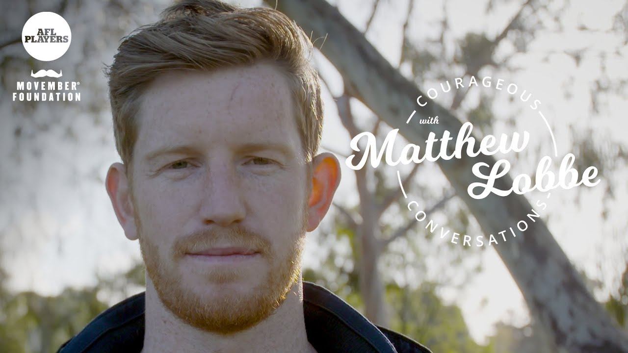 Courageous Conversations: Matthew Lobbe