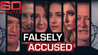 INVESTIGATION: 'Circus family' falsely accused of abuse and thrown in jail   60 Minutes Australia
