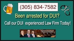 Best DUI Lawyer In Key West, Florida