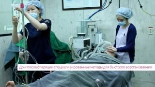 видео Пластическая хирургия - липосакция