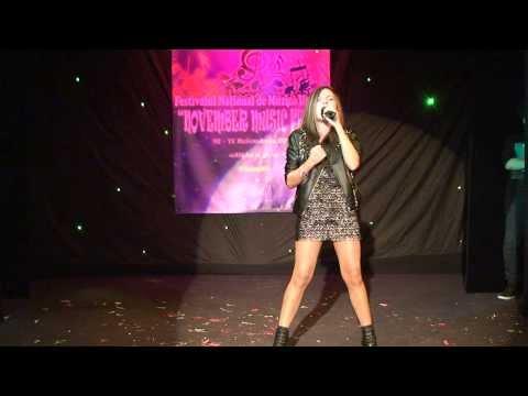 Rose-Marie Lanciu I Have Nothing (live)