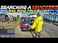 Searching A Whackers Rail Road Police Car! | Crown Rick Auto