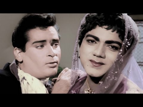 Mix - Dhadakne Lagta Hai, Mohammed Rafi, Dil Tera Deewana Song in Colour