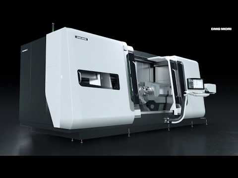 DMG MORI Grinding – Technology Integration in Perfection
