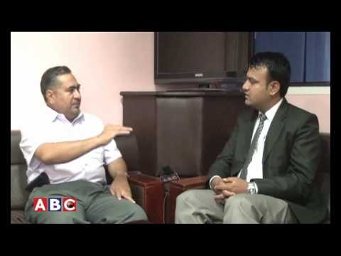 ABC ROJGAR TALK SHOW With Abdul Sattar By Suman Nepal on ABC Television, Nepal