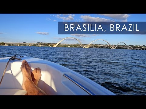 Brasilia, The Futuristic Capital - Travel Deeper Brazil (Ep.