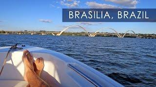 Brasilia, The Futuristic Capital - Travel Deeper Brazil (Episode 4)