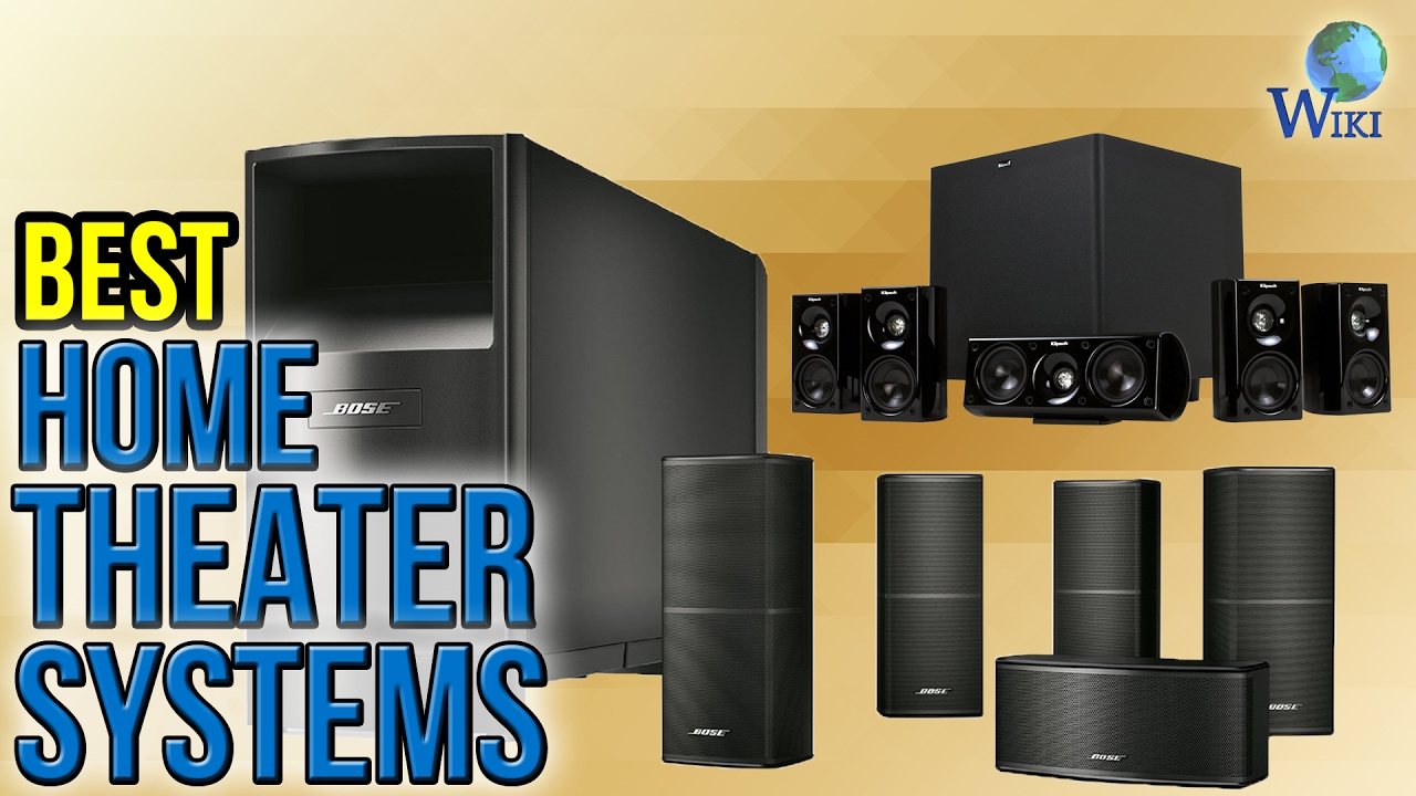 9 Best Home Theater Systems 2017 - YouTube