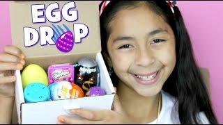 Monday Blind Bag Bin Egg Drop Kinder Joy Frozen Angry Birds Shopkins| B2cutecupcakes
