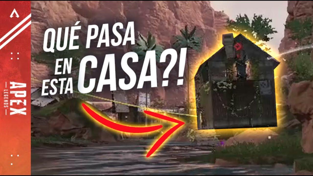 APEX LEGENDS | QUÉ PASA EN ESTA CASA?!