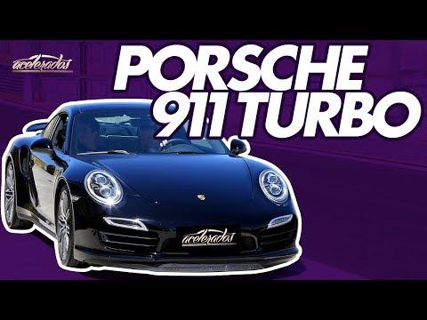PORSCHE 911 TURBO - VOLTA RÁPIDA #13 COM RUBENS BARRICHELLO | ACELERADOS