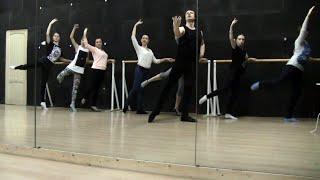Мастер-класс - Техника вращения - часть I