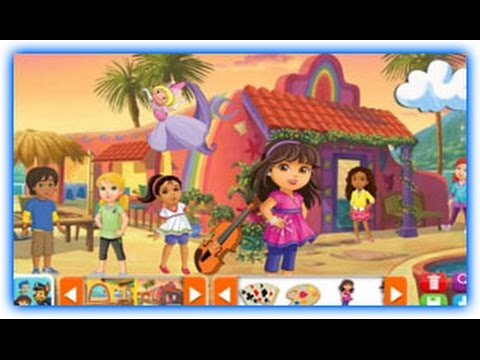 Nick Jr  Games - Nick Jr Sticker Pictures - Dora Sticker Pictures