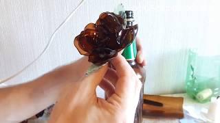 как сделать розы из пластиковых бутылок своими руками