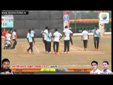 Anjur batting  Hindu Hruday Samrat Chashak ,