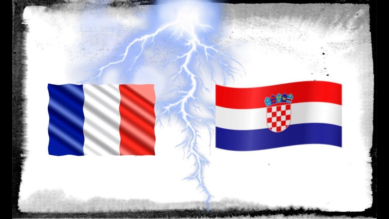 france vs croatie - pr u00e9paration euro2017  r u00e9sum u00e9